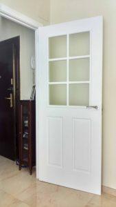 Puerta 9460 AR V6 lacada blanca en Sevilla