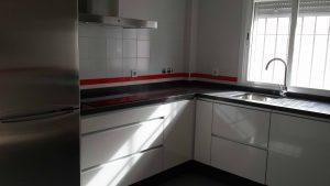 Mobiliario de cocina con rincomatic