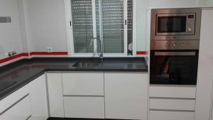 Mobiliario de cocinas en Sevilla