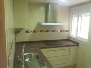 Mobiliario para cocinas en Sevilla